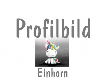 Profilbild für dein Shop auf Palundu ♡ Einhorn ♡