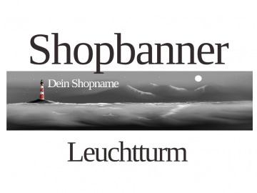 Shopbanner für dein Shop auf Palundu ♡ Leuchtturm ♡