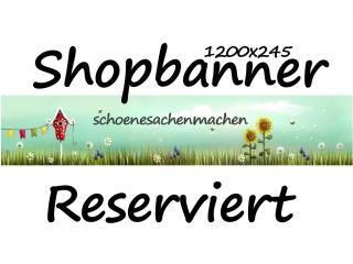 Shopbanner RESERVIERT