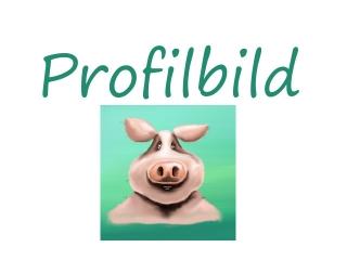 Profilbild für dein Shop auf Palundu Motiv : Sau