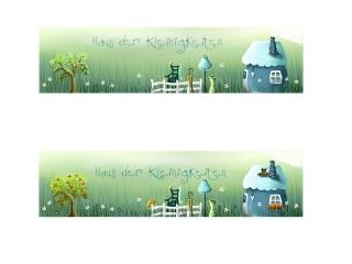 RESERVIERT.....Jahreszeiten-Banner überarbeitet/gering verändert