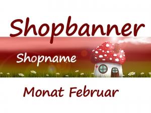 Shopbanner für dein SHOP auf Palundu