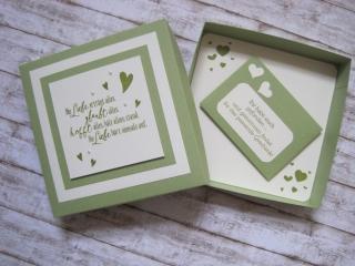 Geldgeschenk Hochzeit, Geschenk Hochzeit - Handarbeit kaufen