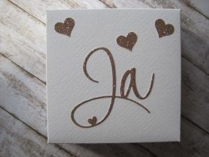 Geldgeschenk Hochzeit, Hochzeitsgeschenk, Geschenkschachtel Hochzeit, Wunscherfüller - Handarbeit kaufen