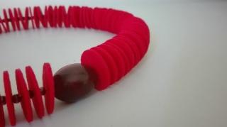 Filz-Rot - Handarbeit kaufen