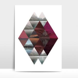 A4 Artprint Horizonte