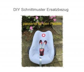 Schonbezug Babyschale - Ebook - Schnittmuster