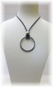 #Charm*Alpha# schöne handgefertigte Charm-Basiskette zum einhängen von Charms und Wechselanhängern