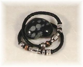 #Anillo# handgefertigte Designerarmbänder aus Leder und Edelstahl für Paare