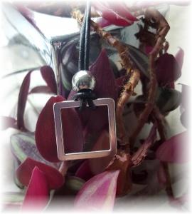#Charm*Beta# schöne handgefertigte Charm-Basiskette zum einhängen von Charms und Wechselanhängern