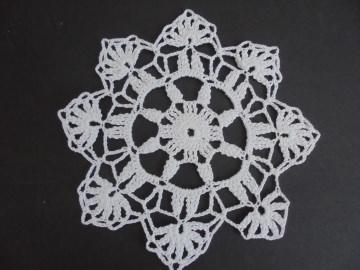 2er Set Minideckchen/Untersetzer/Platzdeckchen-Geschenk-Deckchen-Häkeldeckchen-Handarbeit-gehäkelt-Baumwolle - Handarbeit kaufen