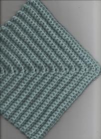 2er Set Topflappen aus Baumwolle naturfarben-wunderschön und passend in jede Küche--Baumwolle-Geschenk-Weihnachten-Kochen-Küche-Backen-Handgemacht-gehäkelt-Handgehäkelt- (Kopie id: - Handarbeit kaufen