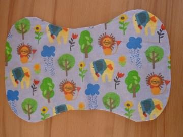 Schultertuch/ Spucktuch aus Baumwollstoffen genäht kaufen ~~ für Mama  ~~  als Kopfunterlage , bunt - Handarbeit kaufen