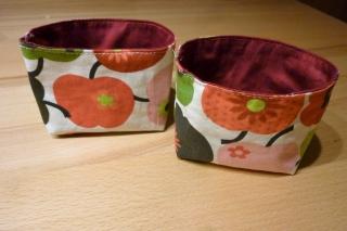 Mini ~ Utensilo/Set ~ Geschenk oder Geschenkverpackung (Kleinigkeiten) ~ genäht aus Baumwollstoffen kaufen - Handarbeit kaufen