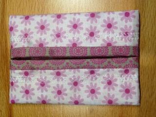 Taschentücher Tasche, genäht aus Baumwollstoff  kaufen* TaTüTa* Kosmetiktäschchen ~ griffbereite Taschentücher