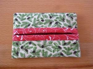 Taschentücher Tasche aus Baumwollstoffen kaufen * TaTüTa* Kosmetiktäschchen ~ griffbereite Taschentücher - Handarbeit kaufen