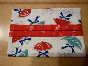 Taschentücher Tasche * TaTüTa* Kosmetiktäschchen ~ griffbereite Taschentücher