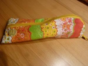 Taschen ~ Täschchen ~ Mäppchen ~ Etui ~ Stiftetäschchen, Schminktäschchen, ganz bunt genäht aus Baumwollstoffen kaufen - Handarbeit kaufen