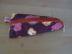 Taschen ~ Täschchen ~ Mäppchen ~ Etui ~ Stiftetäschchen, Schminktäschchen, genäht aus Baumwollstoffen in bunt kaufen