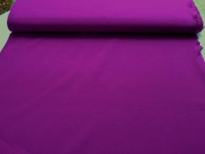 schwerer Viskose-Jersey in violett / Power-Stretch