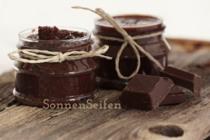 Kaffeepeeling Brownie Chocolate  vegan Scrub 100 g/5,90 €