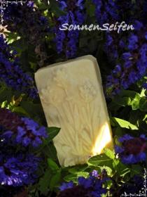 Lavendel Naturseife handgemacht vegan 100 g/5,90 €