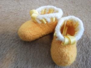 Babyschuhe/Filzpantoffeln