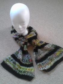 Eleganter, sehr dekorativer und exclusiver Schal - Handarbeit kaufen
