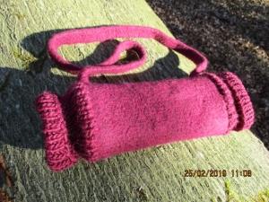 Muff, gemütlicher Handwärmer, auch gut für Menschen mit Behinderungen an den Händen