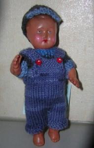 Georg für Puppe 15 cm, P327