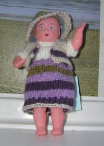 Susi, Kombination für Puppe 14,5 cm, P338