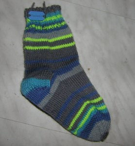 Kindersocken Gr. 24/25, S509