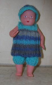 Fritz, für Puppe 14,5 cm, P349
