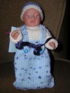 Thomas, Garnitur für Puppe 13 - 15 cm