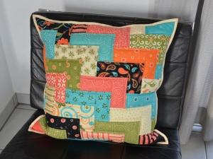 Kissenbezug ★ Sassy ★ Treppe, 50 cm x 50 cm - Handarbeit kaufen