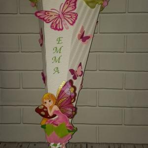 Schmetterling  Schultüte***Traumschultüte für alle die Schmetterlinge  lieben*