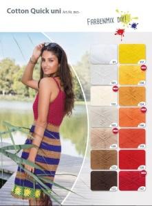 Gründl Cotton Quick Uni 100% reine Baumwolle - große Farbauswahl !