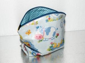 schöne individuelle Kinderkulturtasche - Handarbeit kaufen