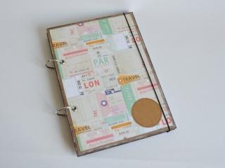 Reisetagebuch Scrapbook