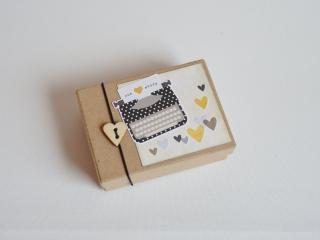 Leporello in der Box