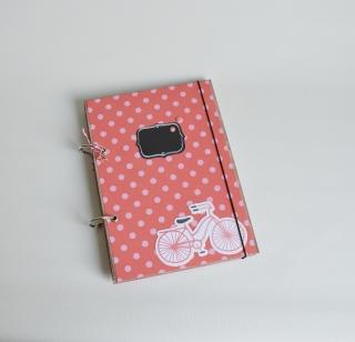 Tagebuch Fahrrad / Scrapbook