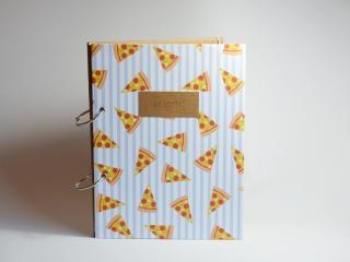 Rezeptbuch Pizza / Kochbuch