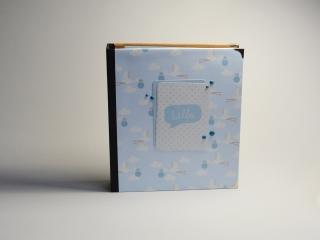 Babytagebuch / Scrapbook / Babyalbum