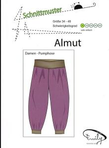 Schnittmuster Pumphose