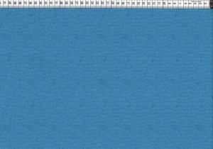 Baumwolljersey - kleine Kringel Hellblau