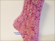 Socken beerenrosa Gr. 39-40