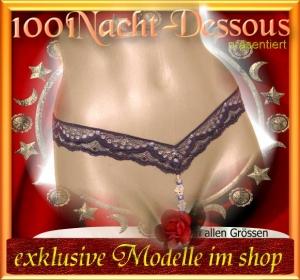 sexy Perlenstring, Dessous,  Intimschmuck,  Erotik,