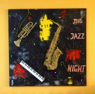 Big Jazz Night  XXL