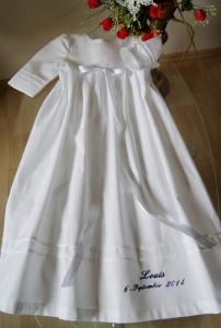 Taufkleid Baby ,Taufkleider  ,Taufe Junge / Mädchen Baumwolle - Handarbeit kaufen