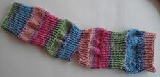 Yoga-Socken aus Baumwollmischgarn  Gr. 38/39